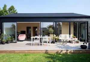 thiết kế ngôi nhà giá rẻ