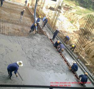 Thi công dầm bê tông cốt thép là gì?